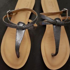 Ann Taylor Brand new never warn sandals